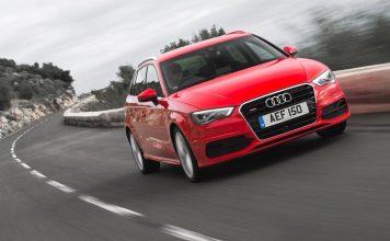 Audi A3 Sportback is available on Motability