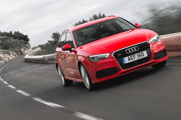 Audi A3 Sportback is available on Motability