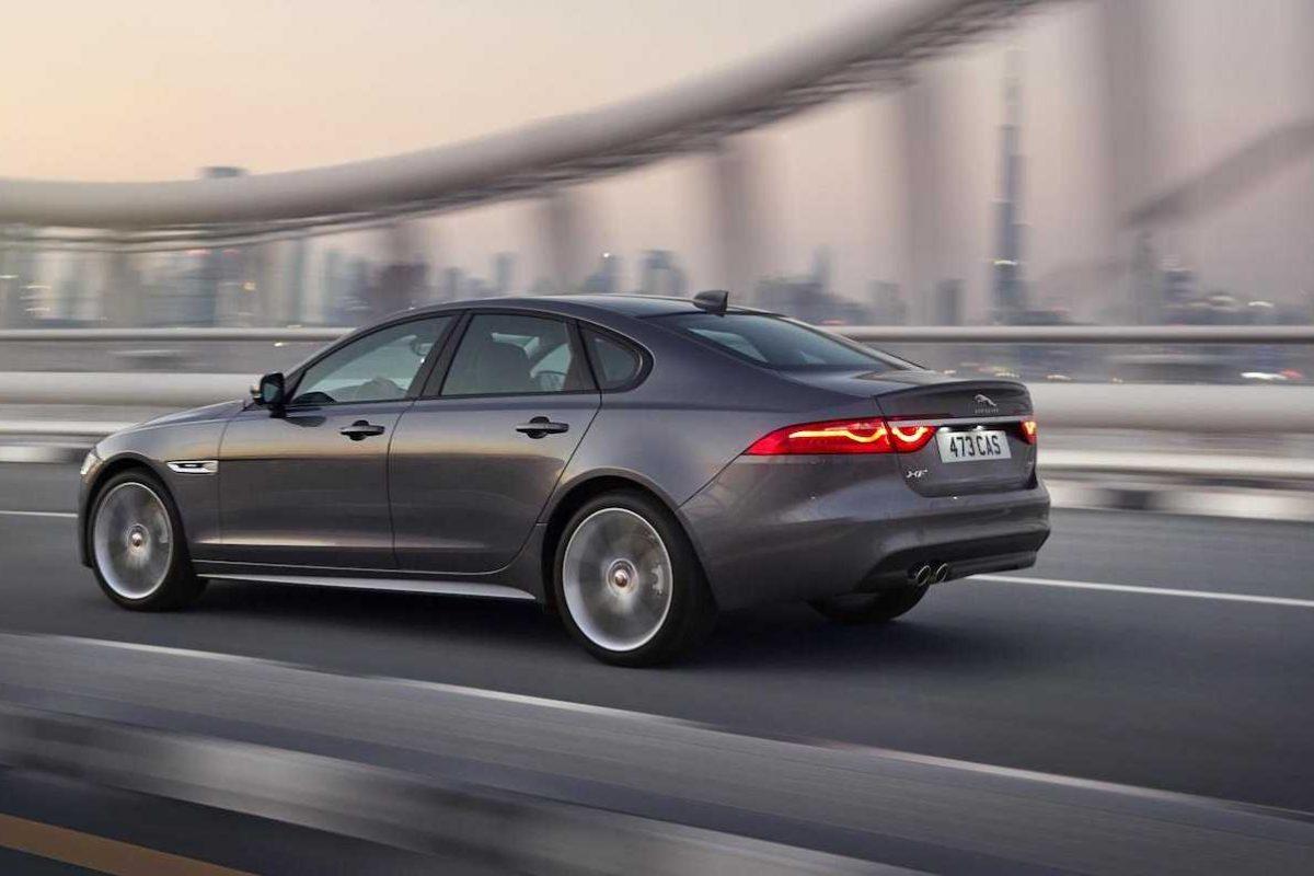 Jaguar XF-R leasing options
