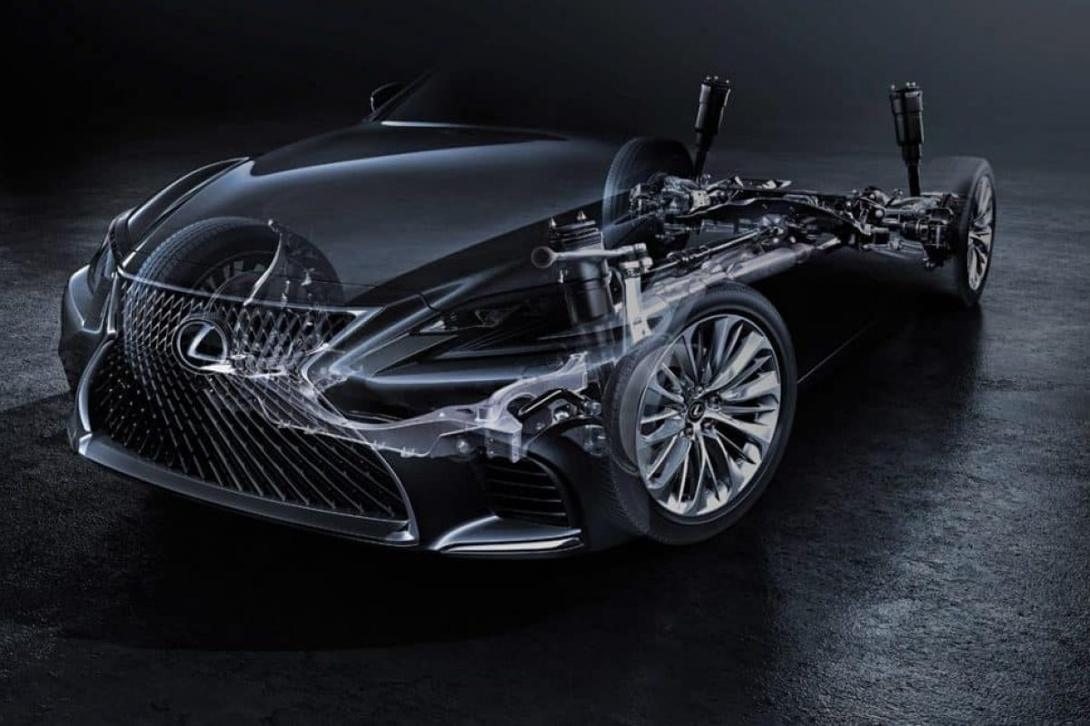 Lexus LS to be unveiled in Detroit in January 2017