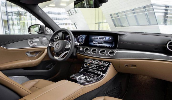 New Mercedes-Benz E-Class launched 2