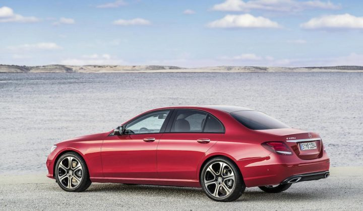 New Mercedes-Benz E-Class launched 1