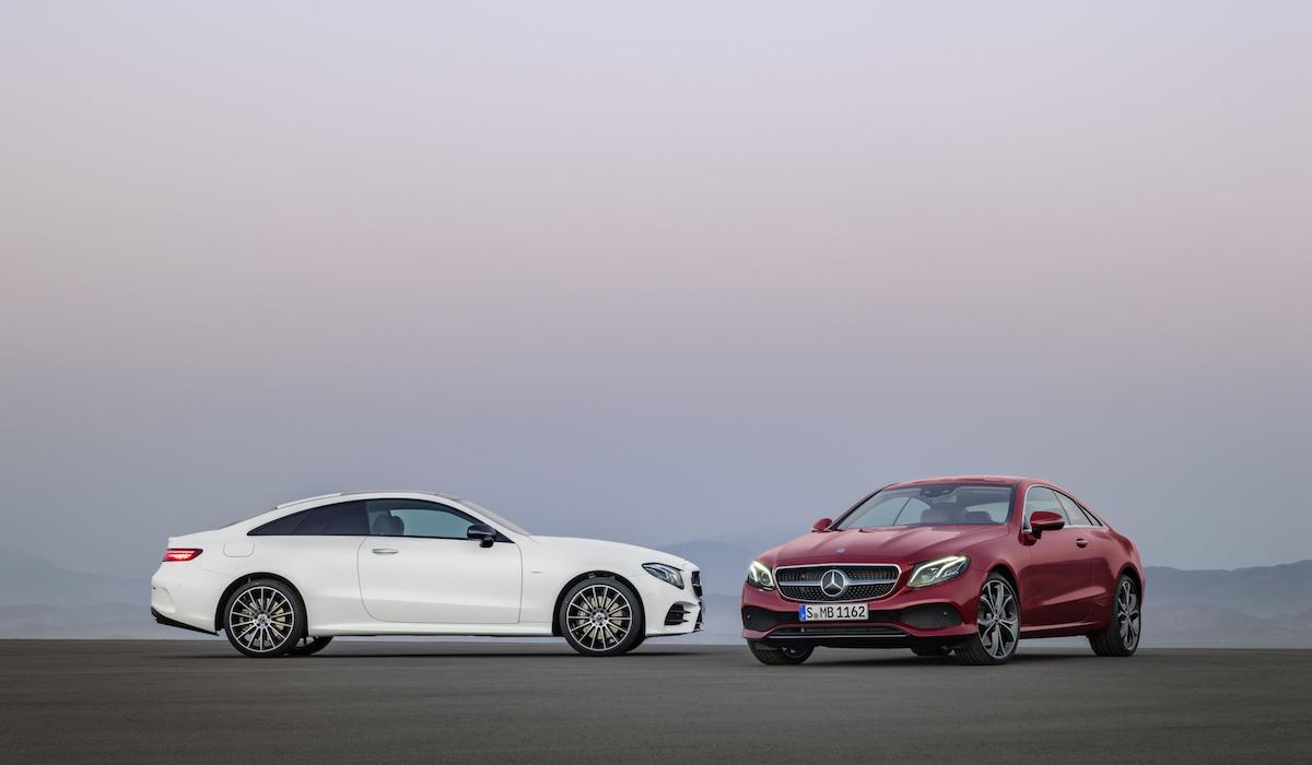 New Mercedes-Benz E-Class coupe revealed | The Car Expert