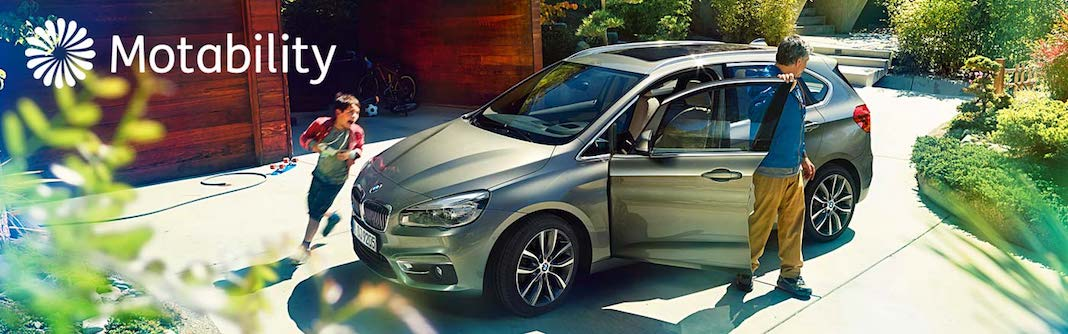 Motability BMW