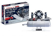 Win a Porsche 911 flat-six engine kit thanks to The Car Expert