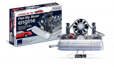 Win a Porsche 911 flat-six engine kit thanks to The Car Expert