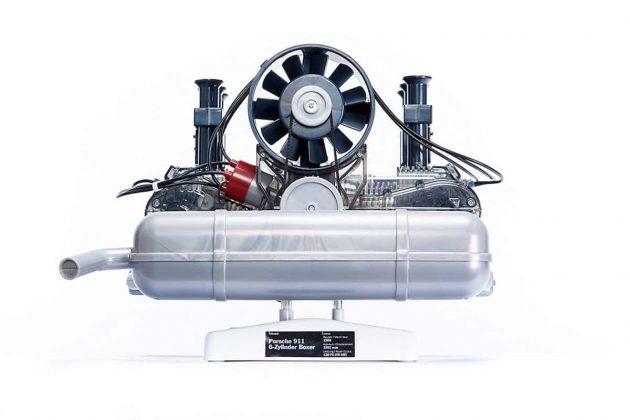 Win a Porsche 911 flat-six engine kit thanks to The Car Expert 04