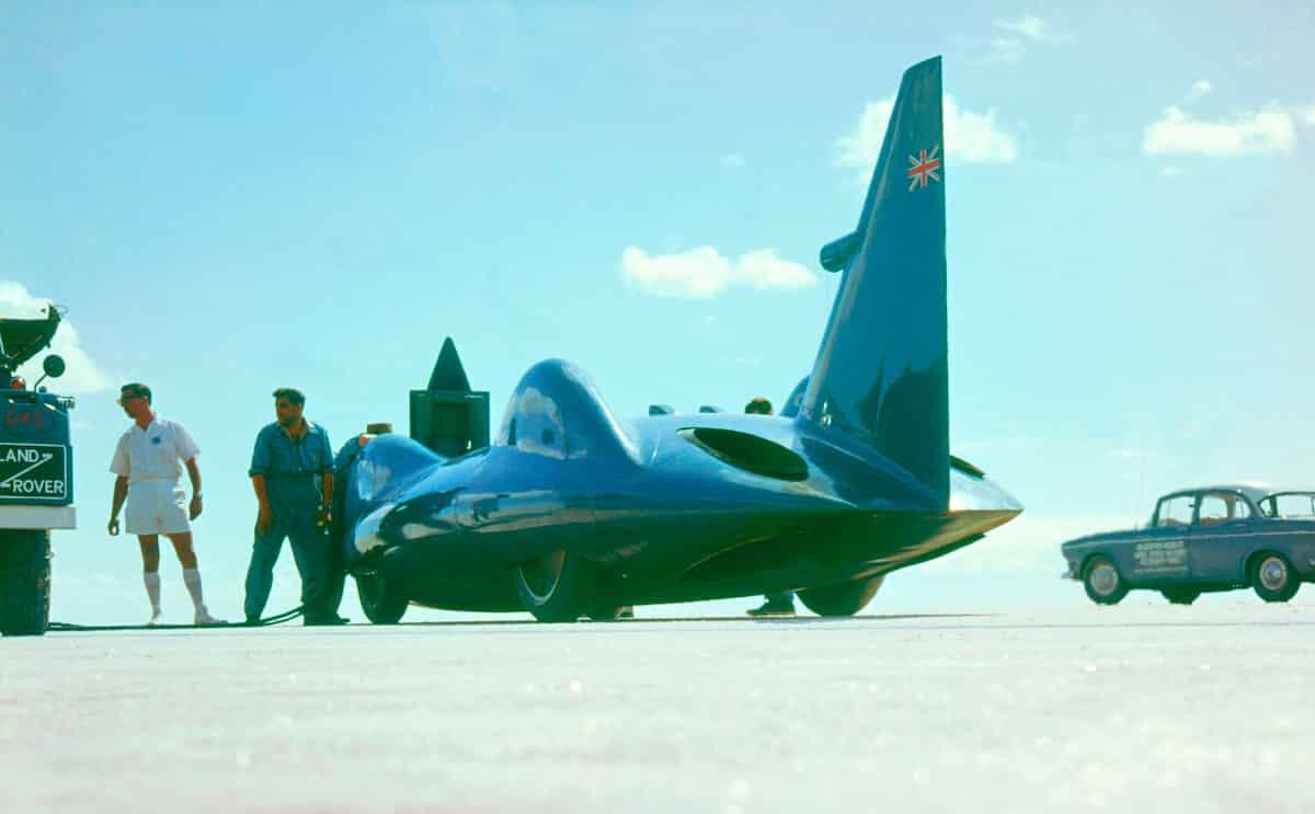 50 years on from Bluebird's last run 2