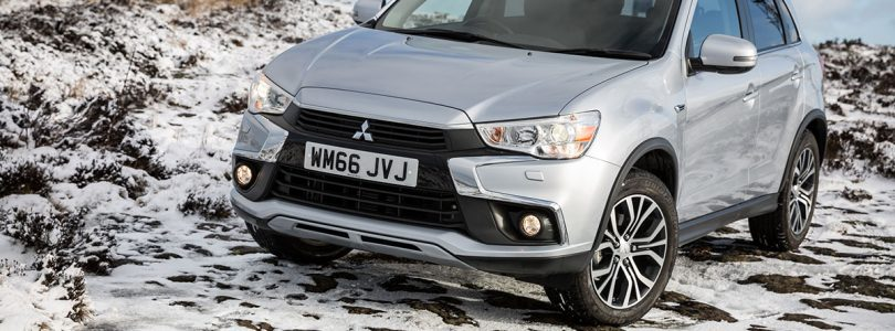 Mitsubishi ASX review (The Car Expert)
