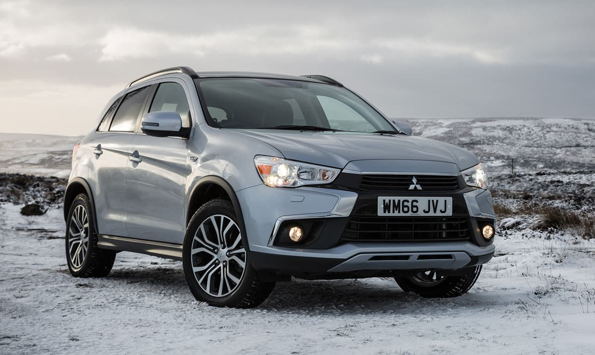 Mitsubishi ASX review | Car Reviews | The Car Expert