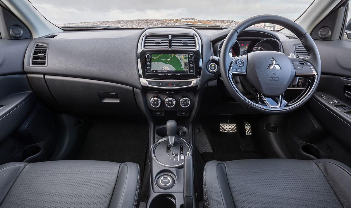 Mitsubishi ASX 2017 10