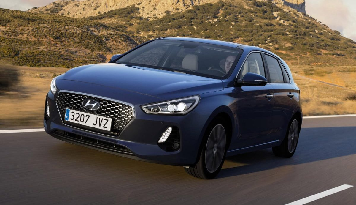 New Hyundai i30 launches with £17K price tag