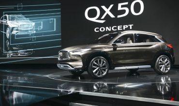 Infiniti QX50 04