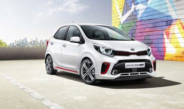 New Kia Picanto set for Geneva debut