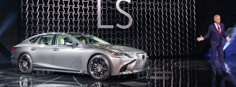 Lexus LS 01