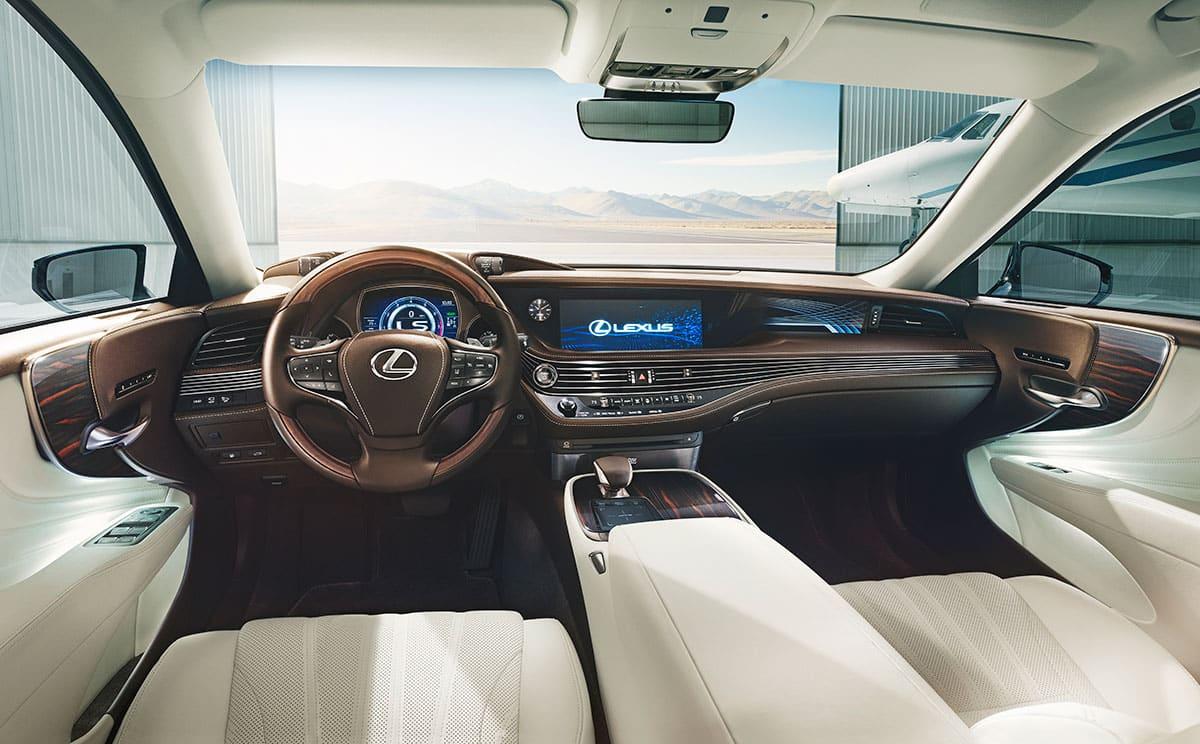 Lexus LS 04