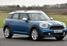 MINI Countryman 2017 01