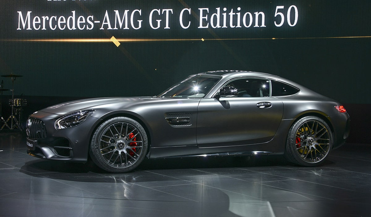 Detroit Show Coup 233 Takes Mercedes Amg To Six News The
