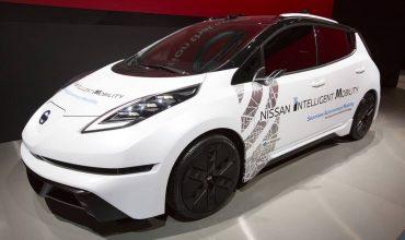 Nissan-CES-tech