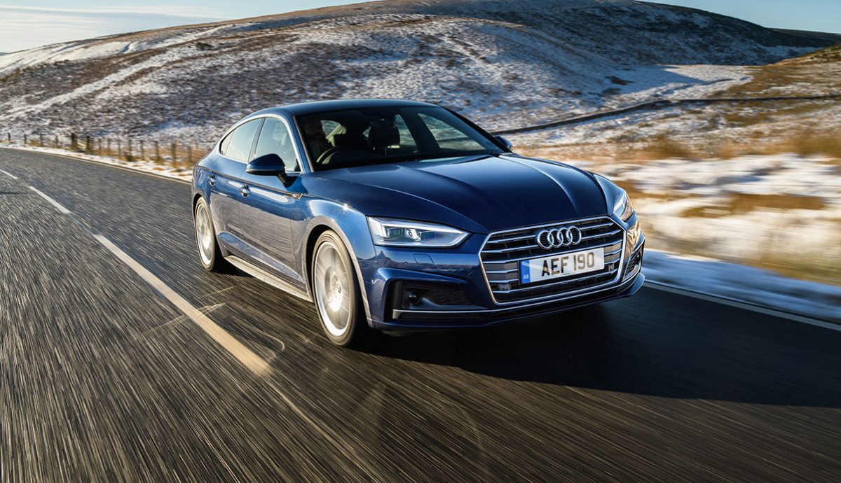 Audi A5 Sportback review (The Car Expert)