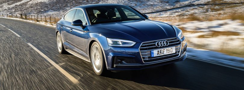 Audi A5 Sportback review (The Car Expert)