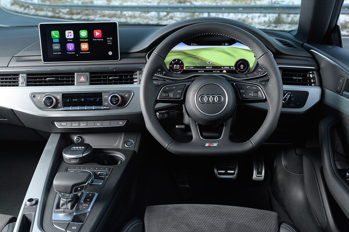 Audi A5 Sportback 06