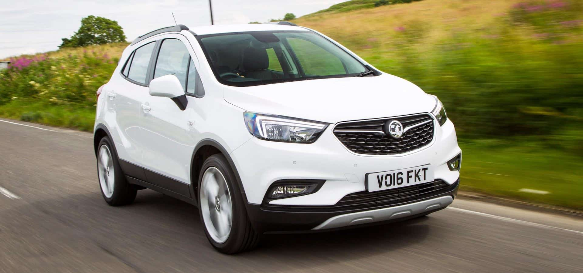 Vauxhall Mokka X Review Car Reviews 2017 The Car Expert