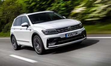 Volkswagen Tiguan review (The Car Expert)