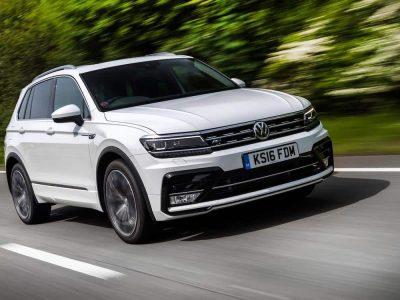 Volkswagen Tiguan review (The Car Expert)