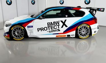 BMW launches Touring Car race programme