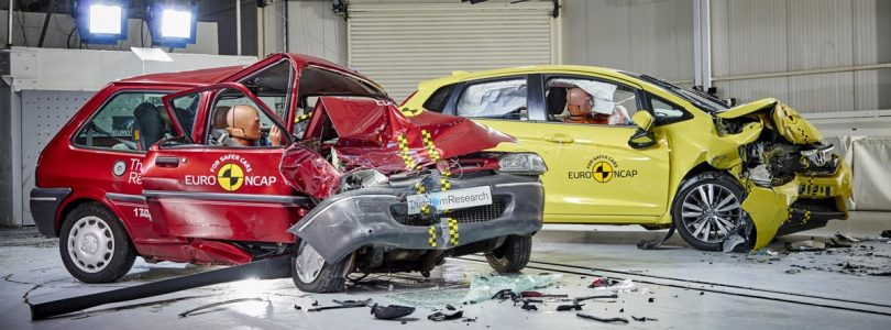 Euro NCAP celebrates 20 years of saving lives (The Car Expert)