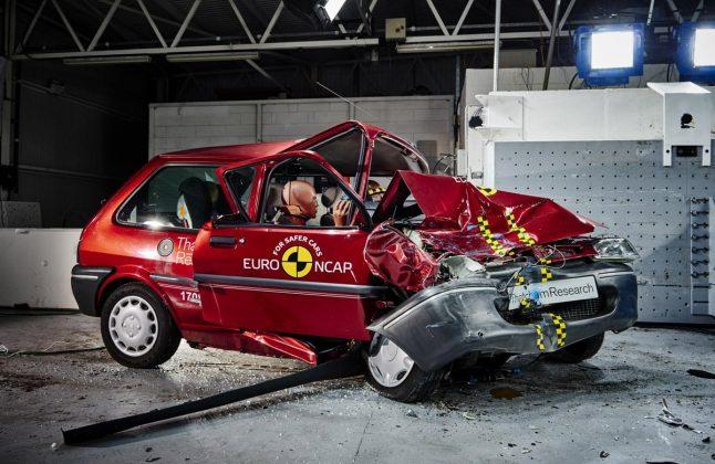 Euro NCAP 09