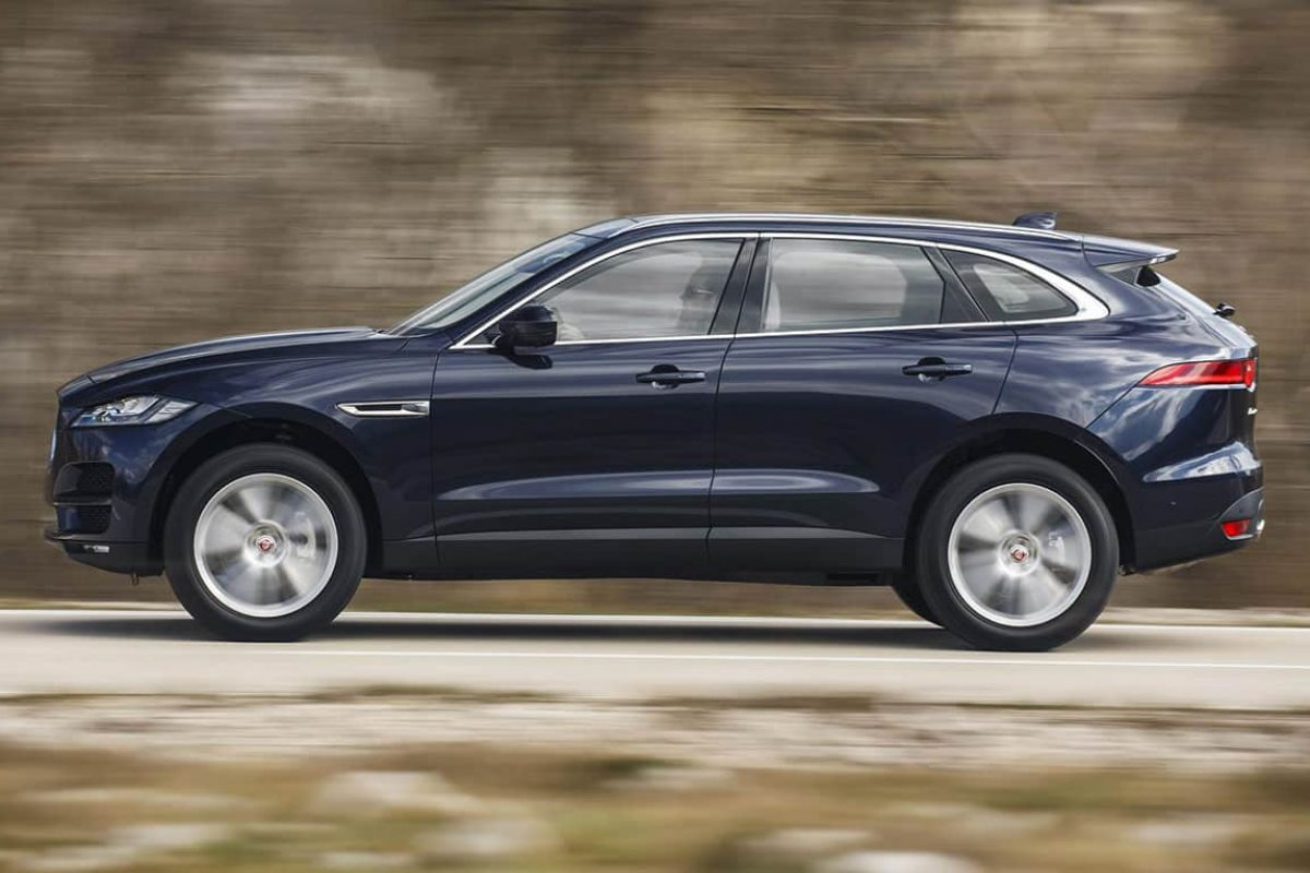 Jaguar adds new engines to core models