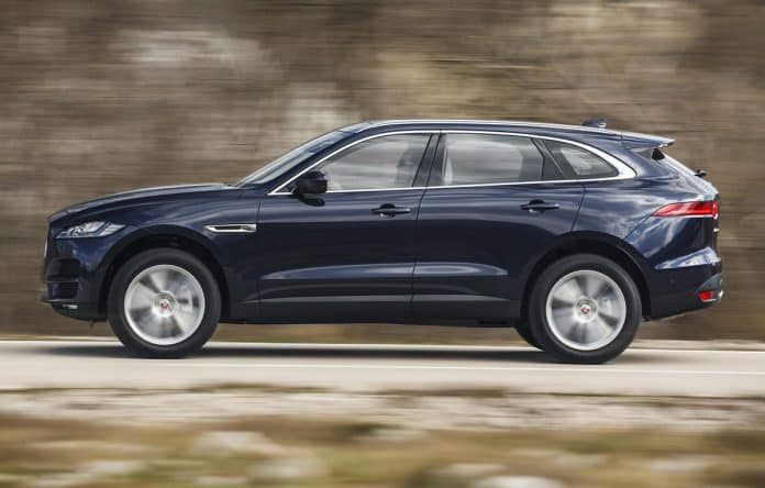 Jaguar adds new engines to core models 1