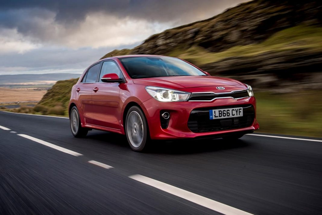 Kia Rio review 2017 (The Car Expert)