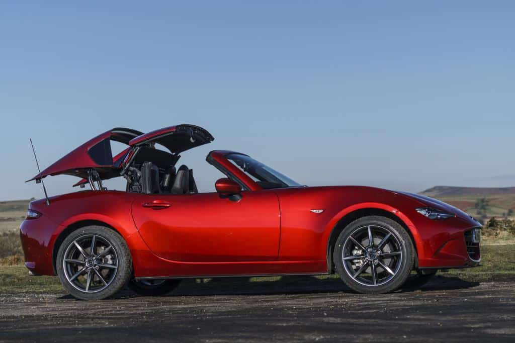 Mazda Mx 5 Rf Review Car Reviews 2017 The Car Expert
