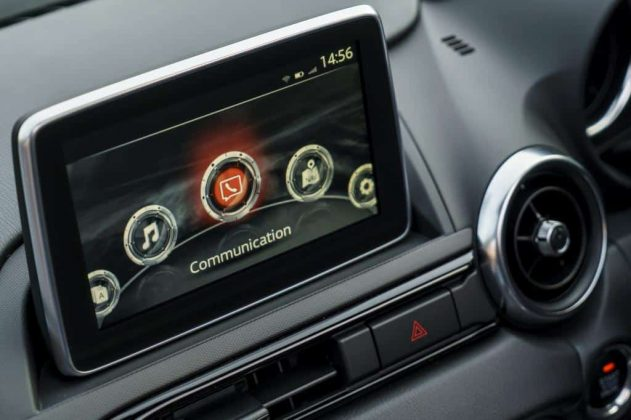 Mazda MX-5 RF inside 05