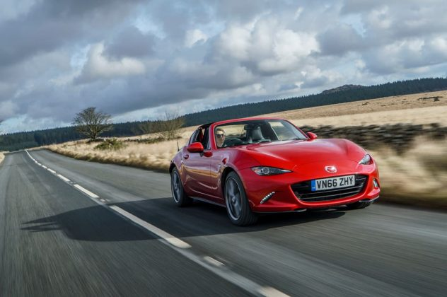 Mazda MX-5 RF review (The Car Expert)