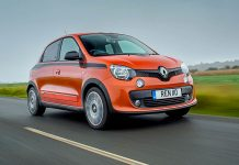 Renault Twingo on-road 1
