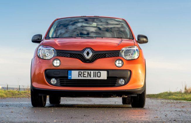 Renault Twingo GT front