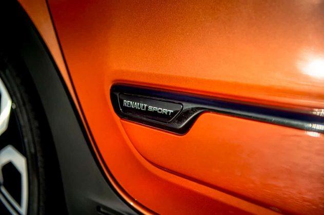Renault Twingo GT logo