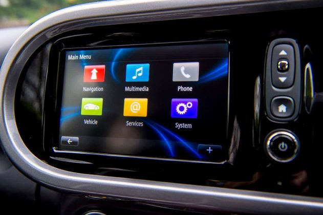 Renault Twingo GT carplay