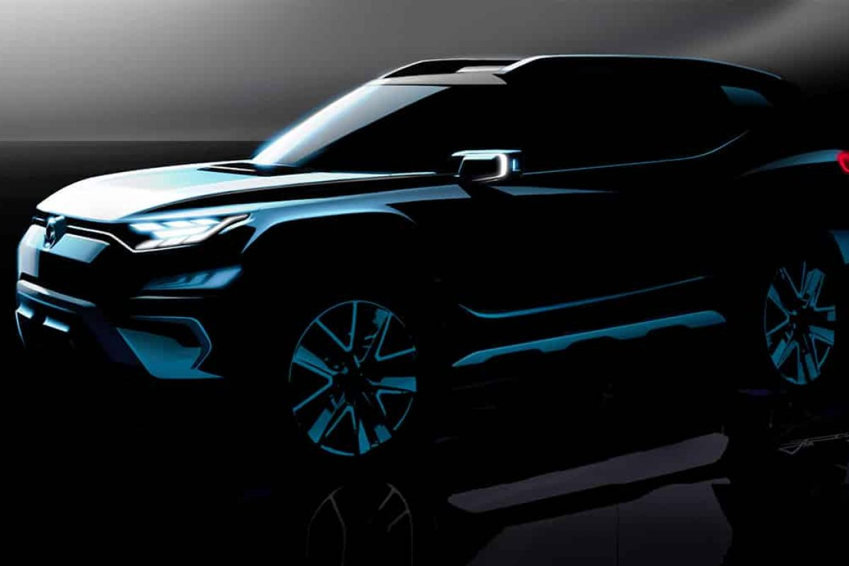Seven-seat SsangYong XAVL set for Geneva
