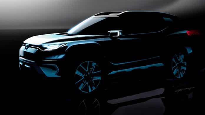 Seven-seat SsangYong XAVL set for Geneva 4