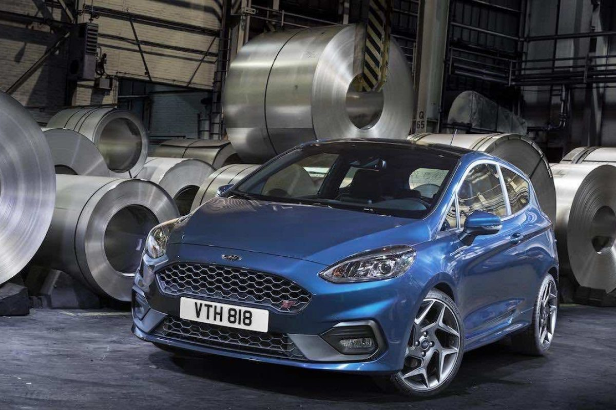 Ford Fiesta ST revealed ahead of Geneva debut