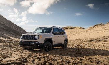 Jeep Renegade Desert Hawk (The Car Expert)