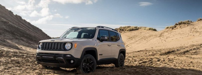 Jeep Renegade Desert Hawk (The Car Expert)