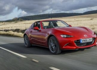 Mazda MX-5 RF wallpaper | The Car Expert