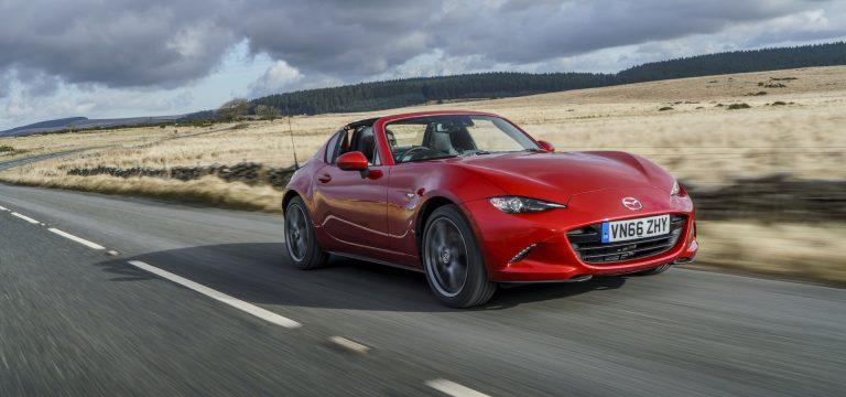 Mazda MX-5 RF review