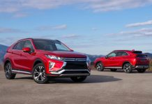 Mitsubishi Eclipse Cross revealed (The Car Expert)